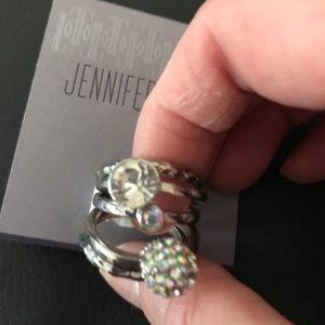 Jennifer Lopez brand rings